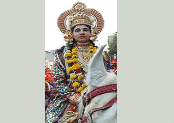 रामलीला मे राम बारात